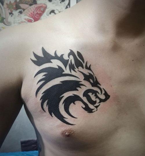 tribal lobo
