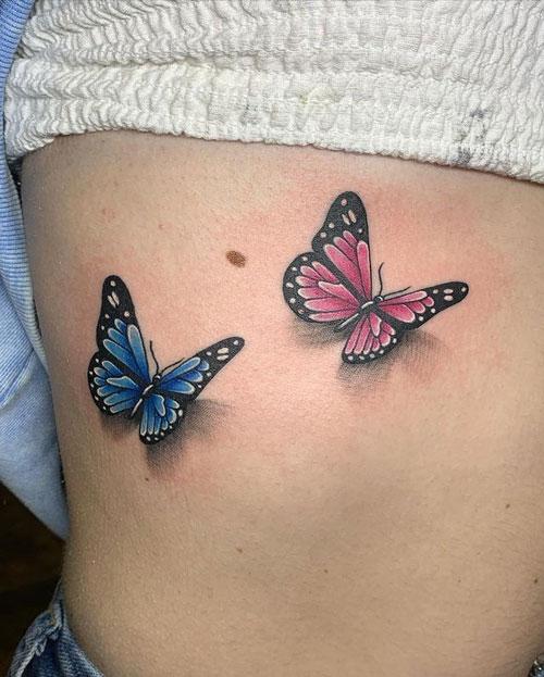 tattoo 3d color
