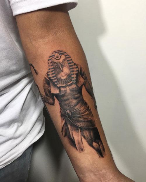 dios egipcio Ra Tatuaje