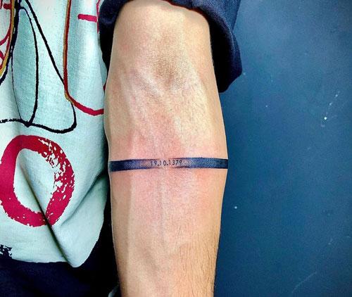 tatuaje fecha especial