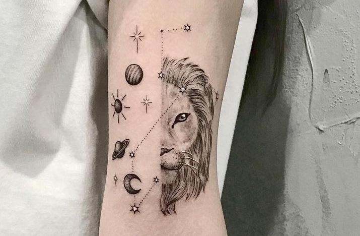 tatoo leo