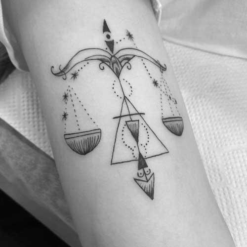 tatuaje libra
