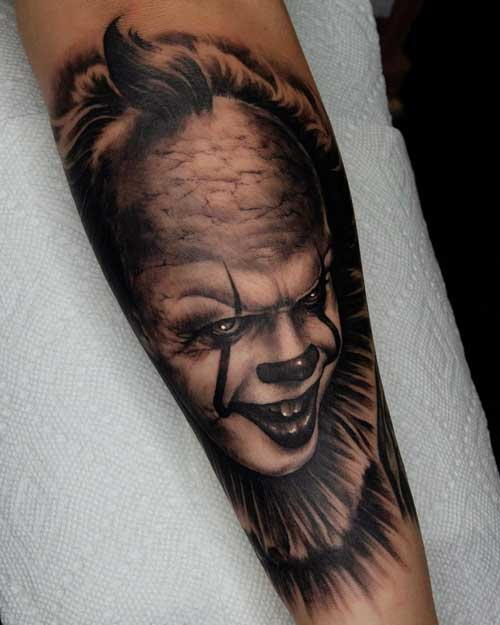 tatuaje película it