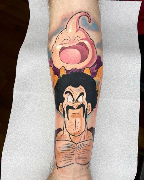Mayimbu tattoo