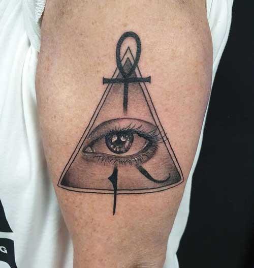 Ra tatuaje