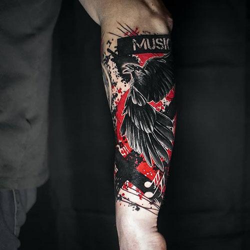 Tatuajes Estilo Trash Polka