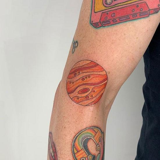 júpiter tattoo