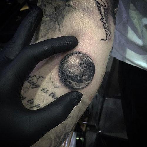 La Luna en Tatuajes