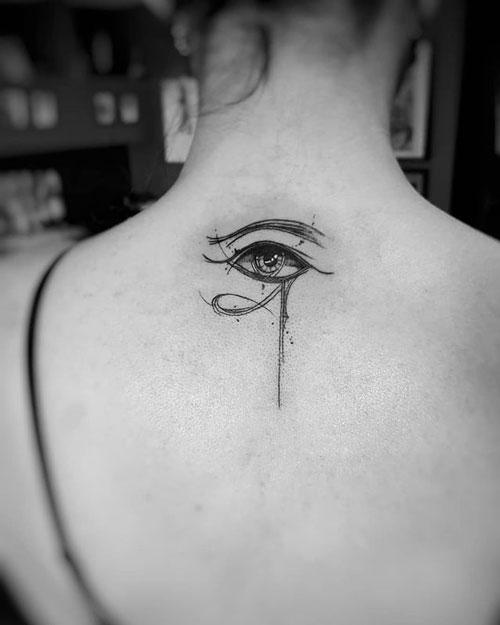tatuaje horus