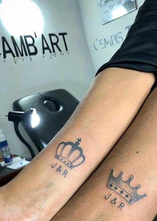 tattoo parejas