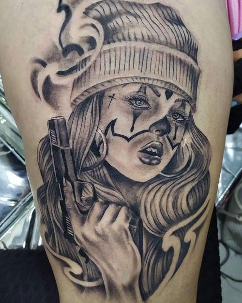 tattoo payasa chola
