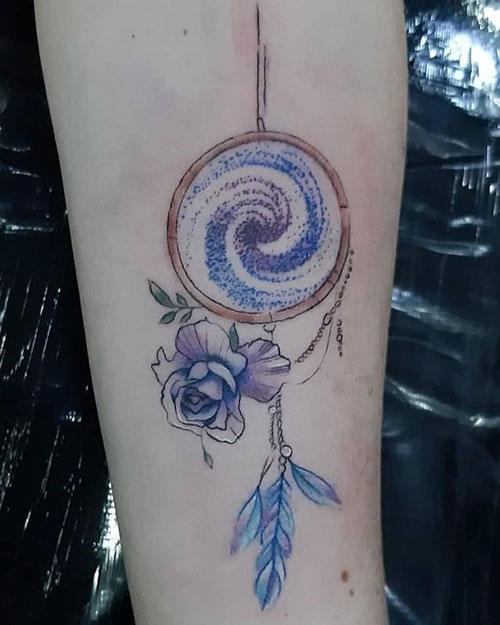 tatuaje fitro de sueños