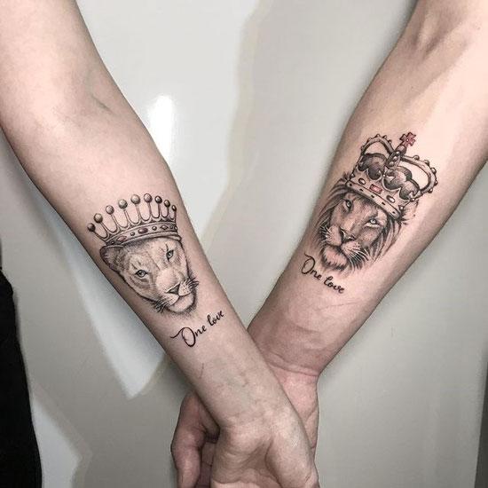 Ideas para tatuaje de León