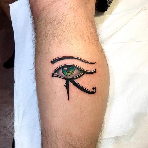 tatuaje ojo egipcio