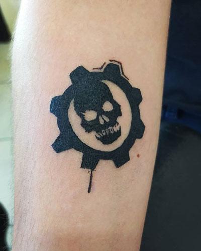 Tatuajes de Gamers