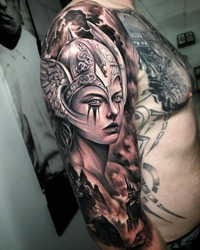 frigg tattoo