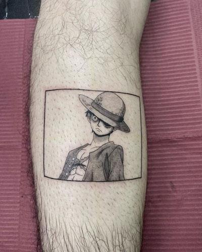 onepiece tattoo