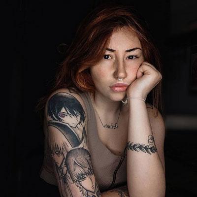 tattoo code manga