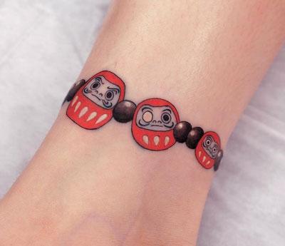 brazalete tatuaje