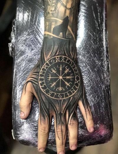 tattoo vikIngo