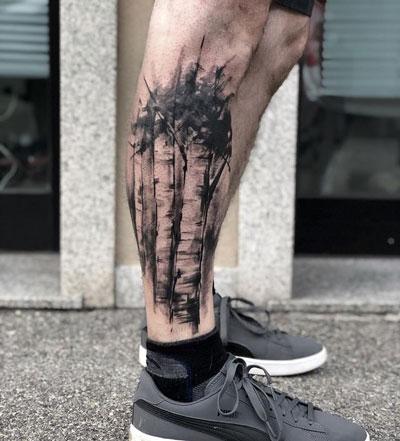Tatuajes de abedul