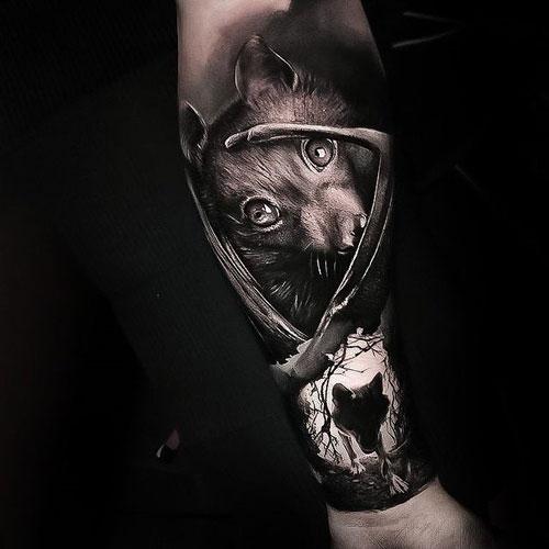 realismo tatuaje
