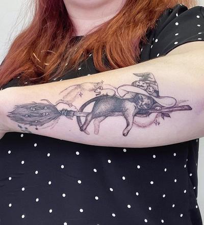 tattoo hallowen