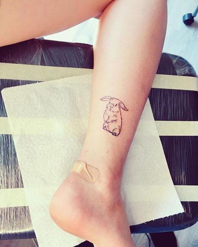 tattoo rabbit