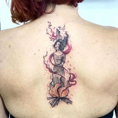 tatuaje Hogera