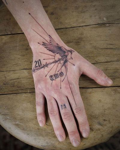 tatuaje de puas