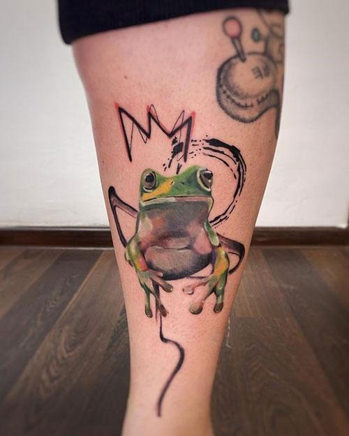 Tatuajes de Rana