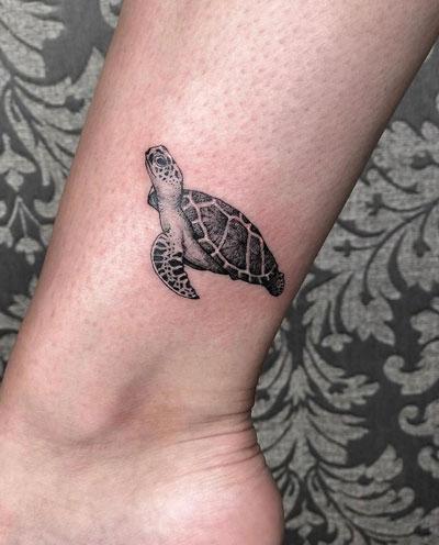 tatuaje pequeño realismo