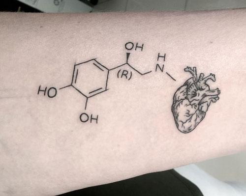adrenalina tattoo