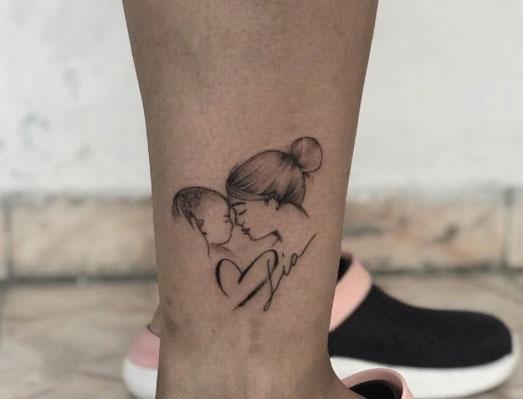 amor de mama tatuaje