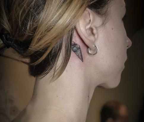 tattoo de un helado
