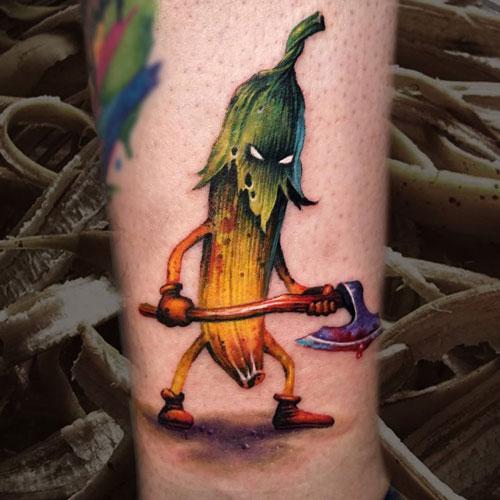 tattoo platano verdugo