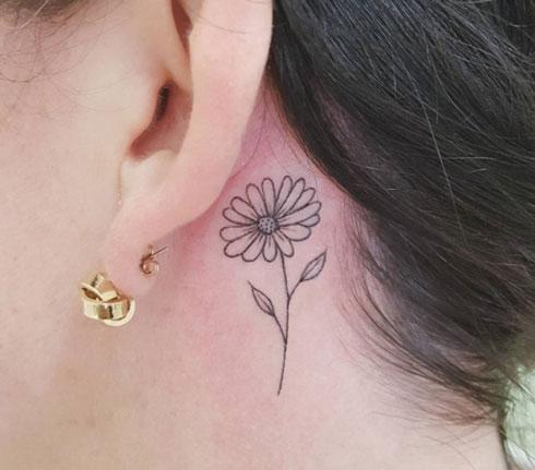 margarita flor tattoo