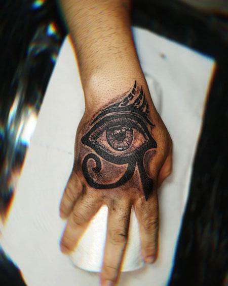 ojo de horus tattoo