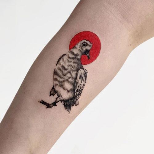 tattoo de pichon