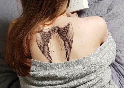 tatuaje ornamental