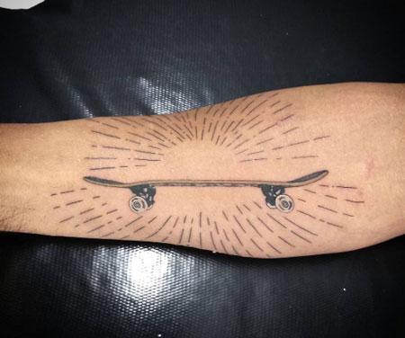 Tatuajes Skate