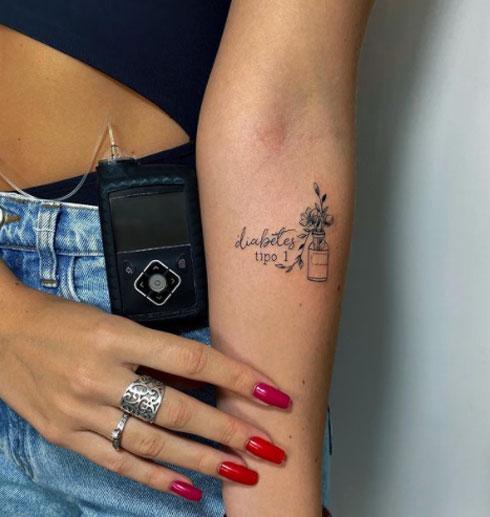 tipo 1 tattoo