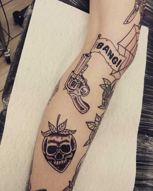 bang tattoo