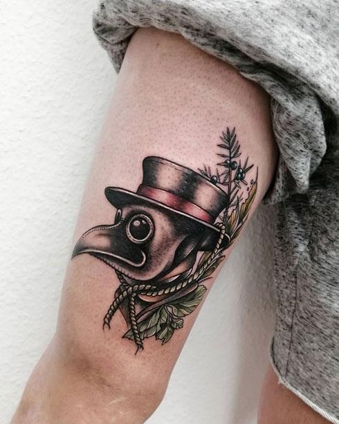 doctor plaga tatuaje