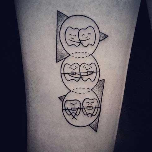 odontologia tattoo
