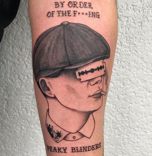peaky blinders tattoos