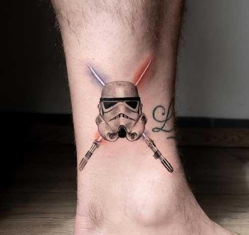 sables laser tatuaje