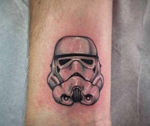 starwars stromper tattoo