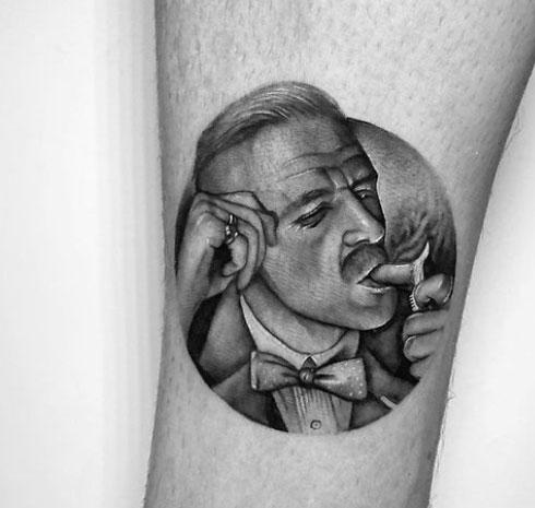tattoo arthur shelby
