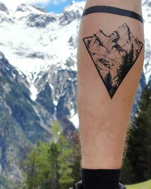 tattoo de montana